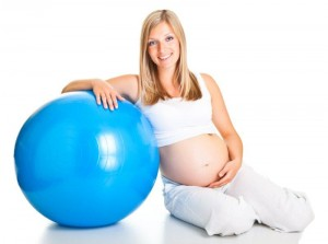 pregnant hormones