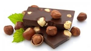 nuts choco