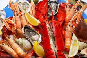 seafood holiday