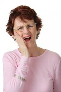 dentures irritation