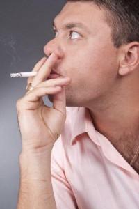smoking stress