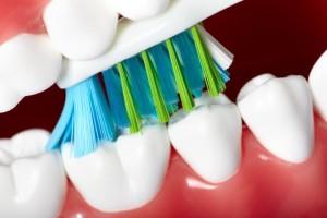 toothbrush strokes