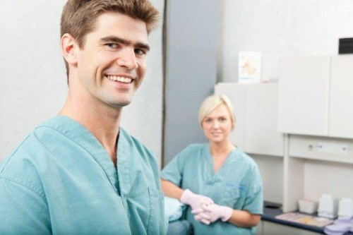dentist staff