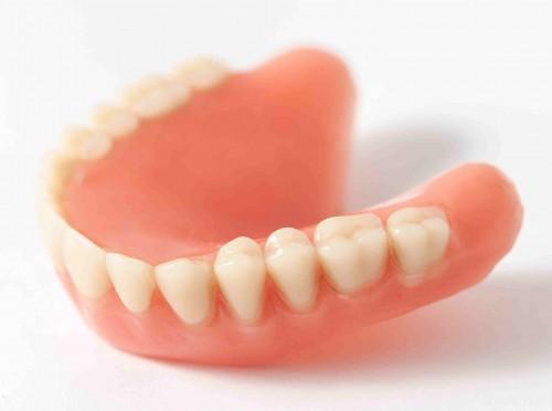dentures uncomfortable
