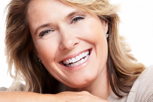 healthy dental implant