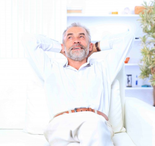 implant recovery relax