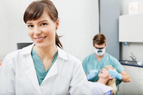 visit dentist