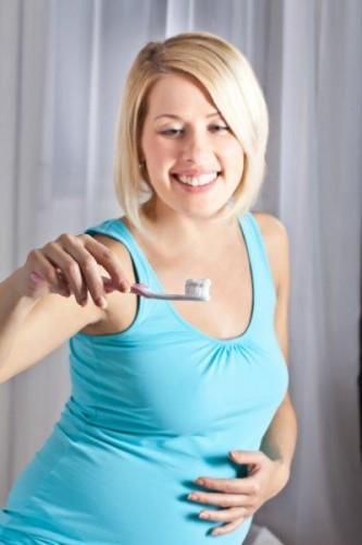 pregnancy dental care