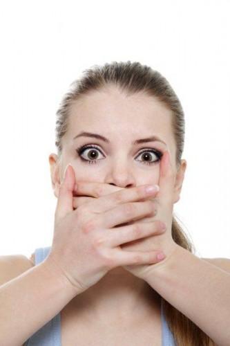 saliva excess