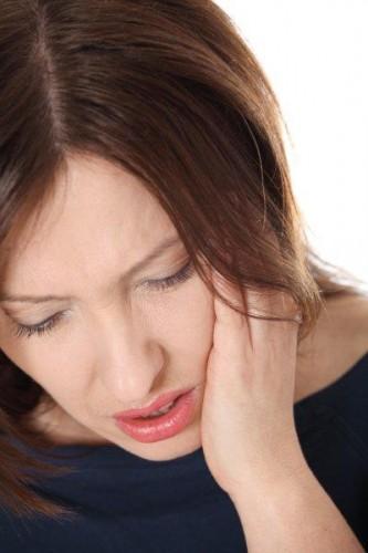 sensitive teeth pain
