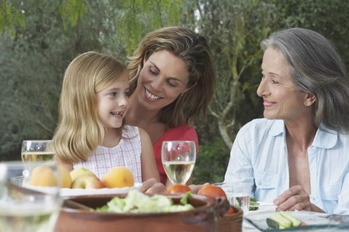 children healthy food
