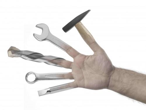 teeth as tools