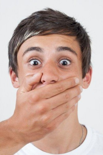 bad breath gums