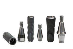 dental implants materials